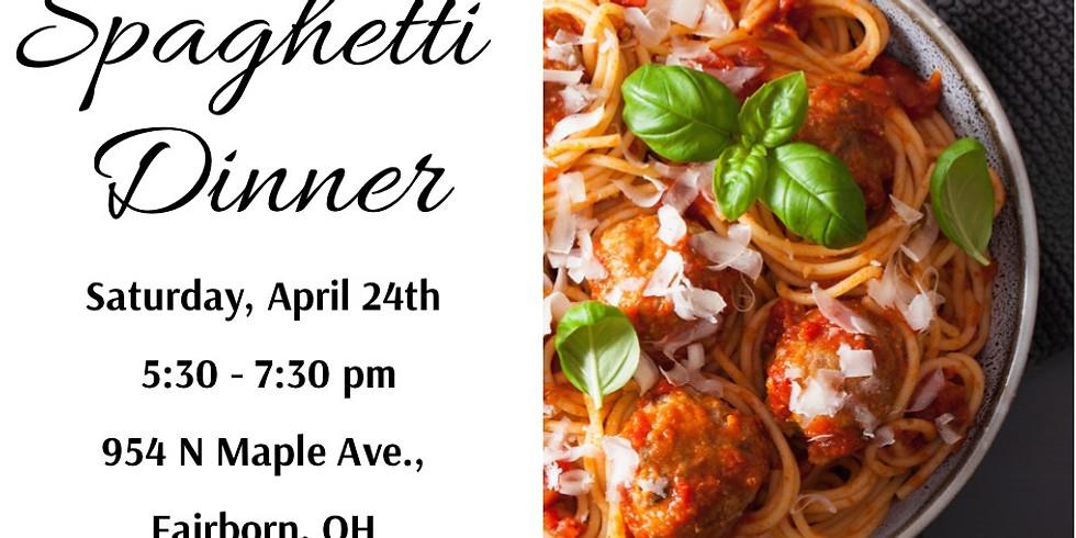 FYI Spaghetti Dinner Fundraiser