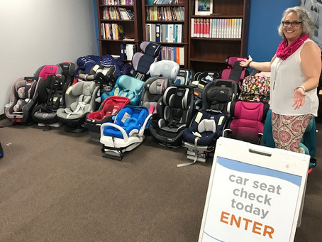 Parenting Network certified to help keep kids safe in car seats