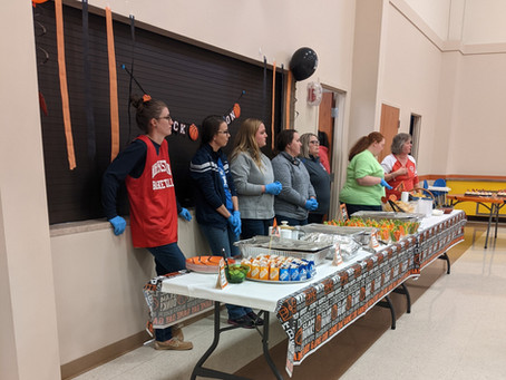 Rave Review event recognizes FYI stars