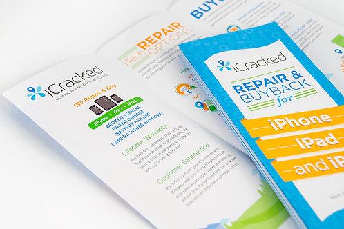 Tri-Fold Brochures