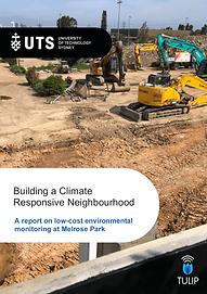 Building a Climate Responsive Neighbourh