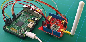Raspberry Pi LoRaWAN device