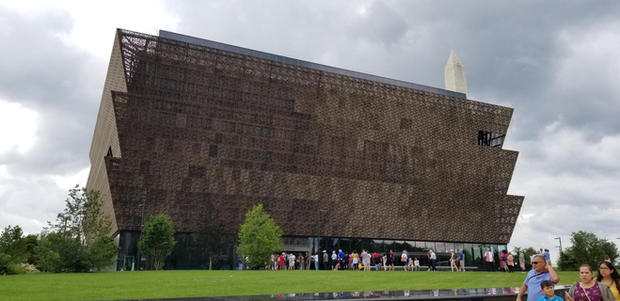Fig. 15-2. National Museum of African American History and Culture