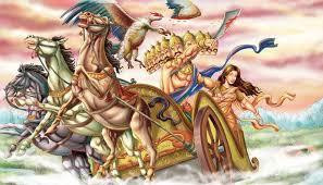 Pranamaya Koshas — Taming the Wild Horses