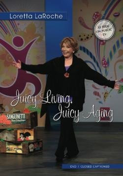 Juicy Living Juicy Aging PBS Show (DVD)