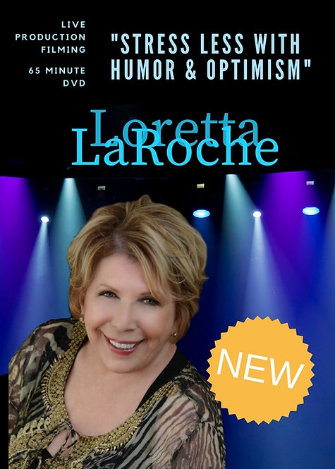 Humor and optimism DVD