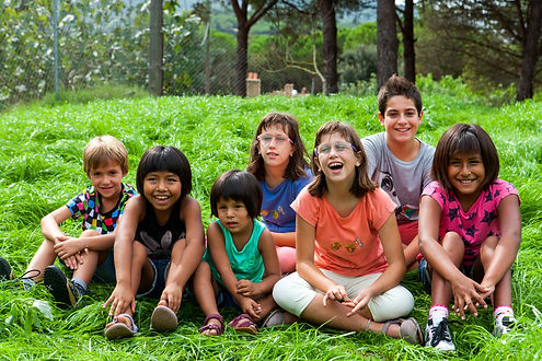 Children with diverse cognitive, developmental, sensory, and social emotional abilities.