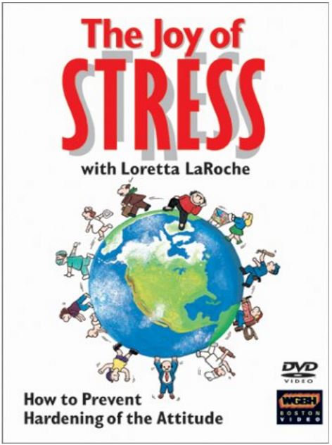 Joy of Stress DVD-SALE