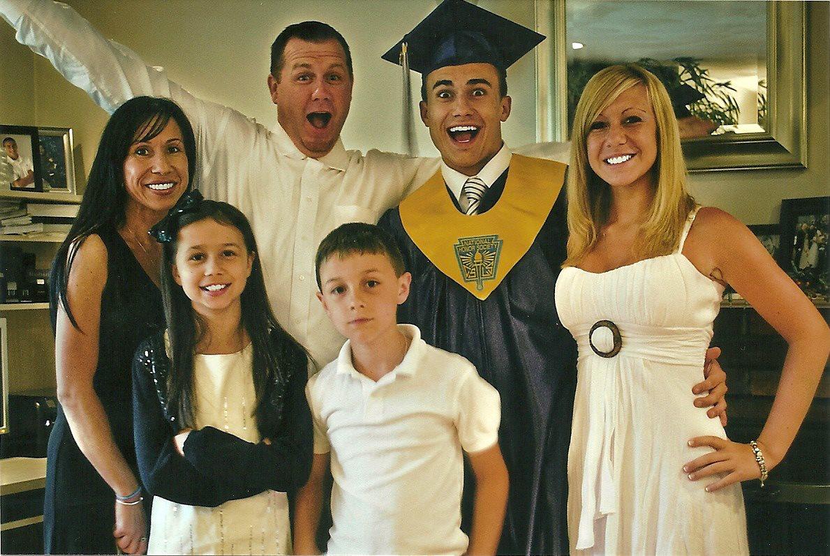 Cameron Graduation Day