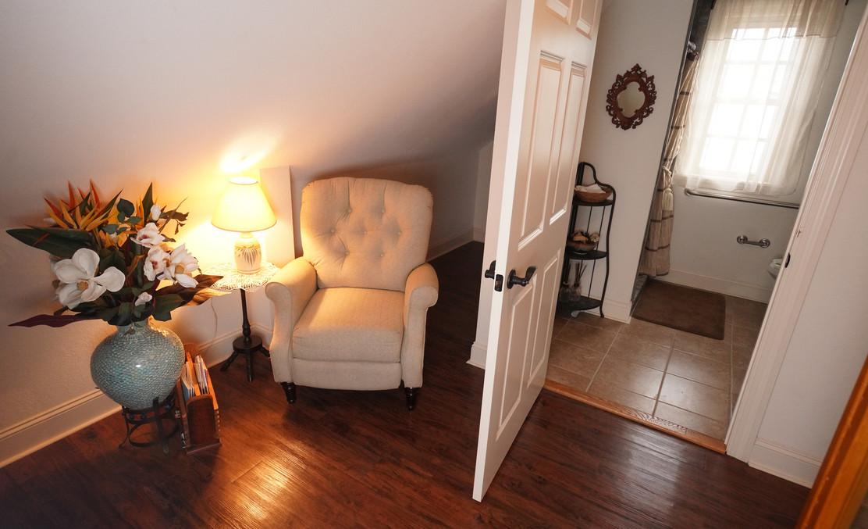Bath, Sitting Room and Sauna