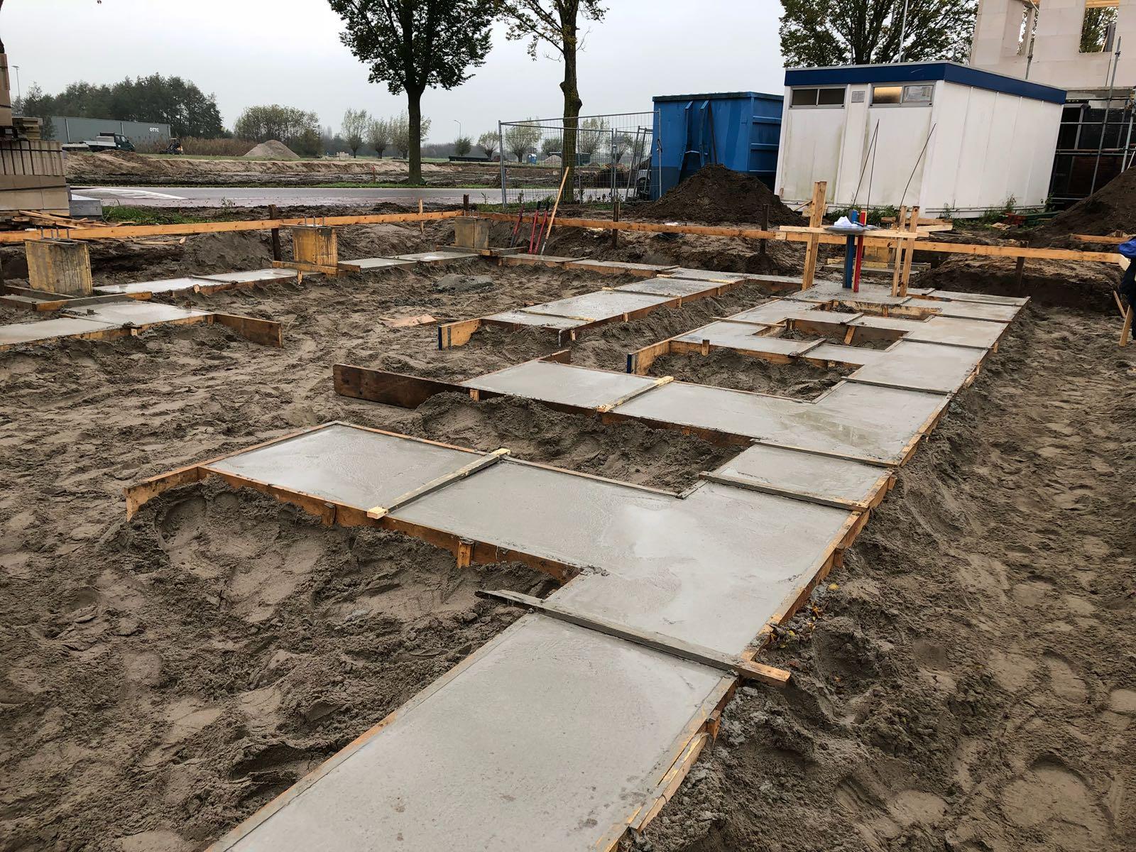 16-001_W. van Hout_Fundering storten_20-02-2018