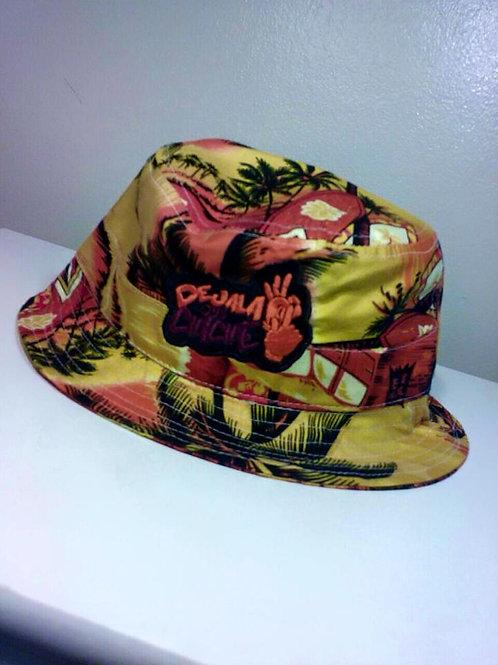 Dejala Que Chiche Bucket Hat (Playa/Amarilla)