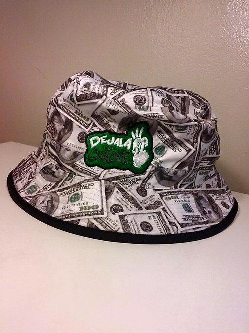 Dejala Que Chiche Bucket Hat (Money Sign)