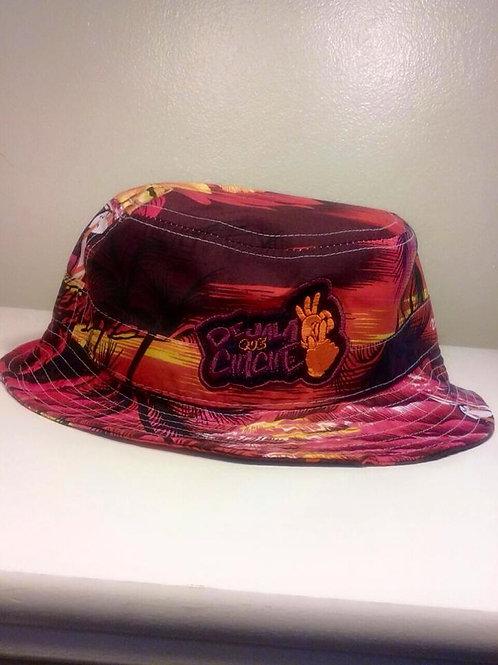 Dejala Que Chiche Bucket Hat (Playera/Sunset)