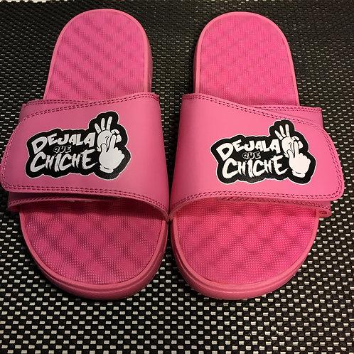Dejala Que Chiche Chanclas Size 6