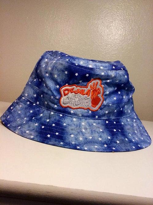 Dejala Que Chiche Bucket Hat (Azul)