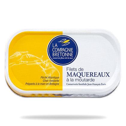 Maquereaux à la moutarde