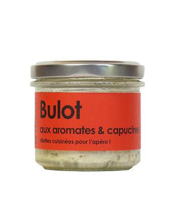 Bulot aux aromates et capucine
