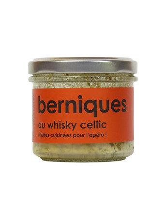 Berniques au whisky celte