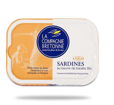 Sardines à poêler