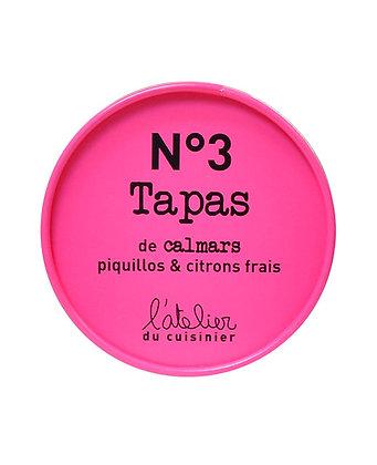 Tapas n°3