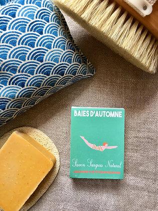 Baies d'automne - Argousier & petit grain Bigarade