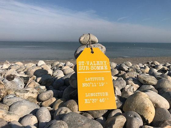 Etiquette Saint-Valery sur Somme