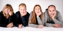 Familienfotos Studio