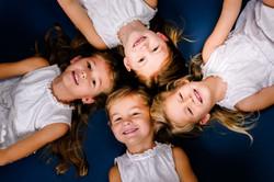 Kinder Shooting Fotostudio
