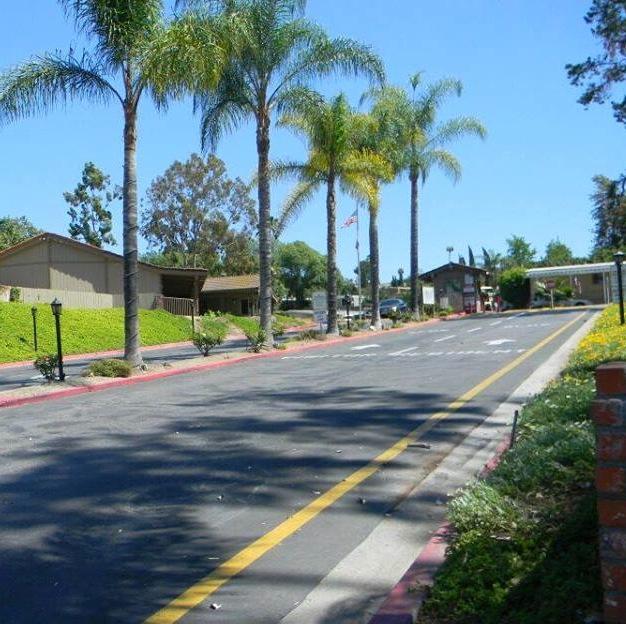 Covina Hills Entrance