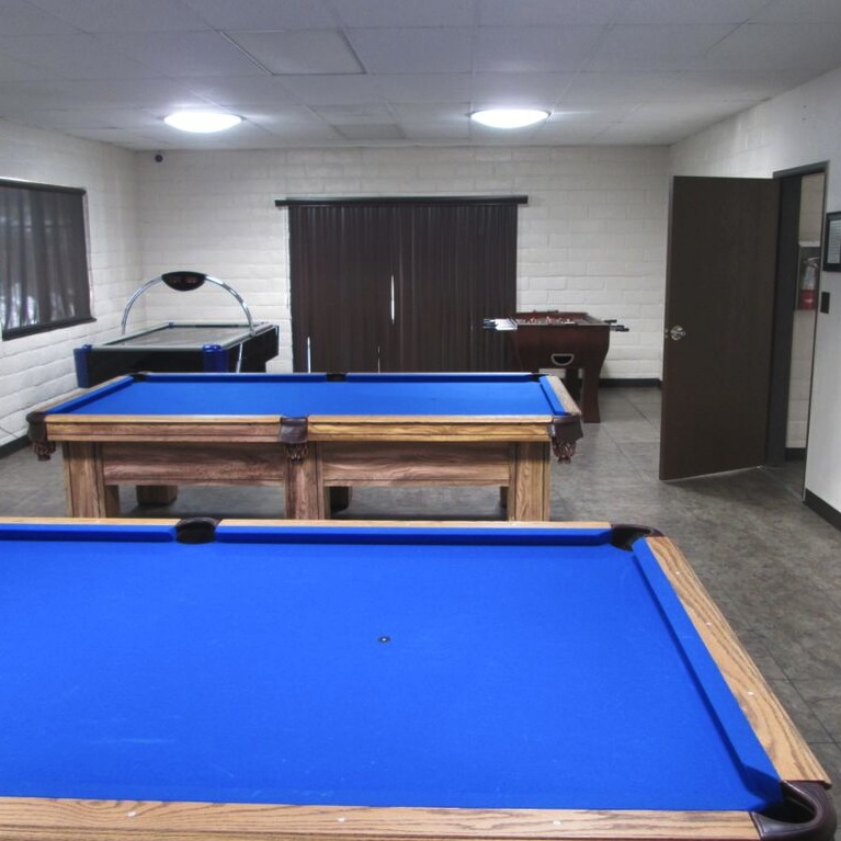 Parkview Estates Game Room
