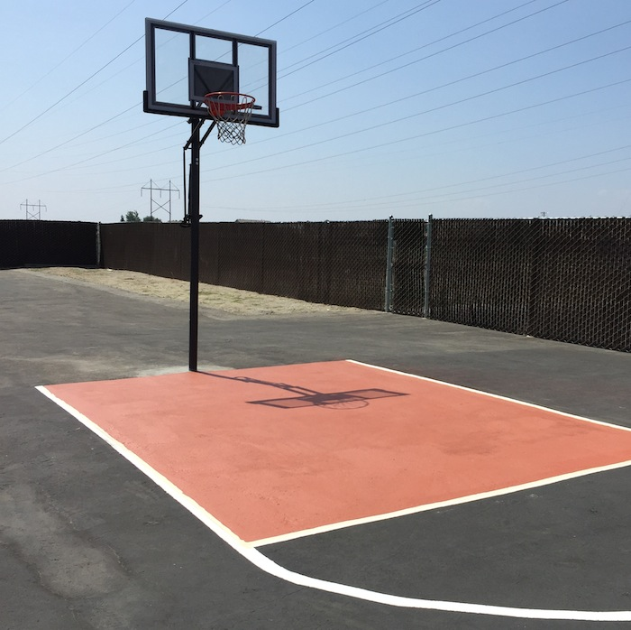 Country Highlands Baskball Court