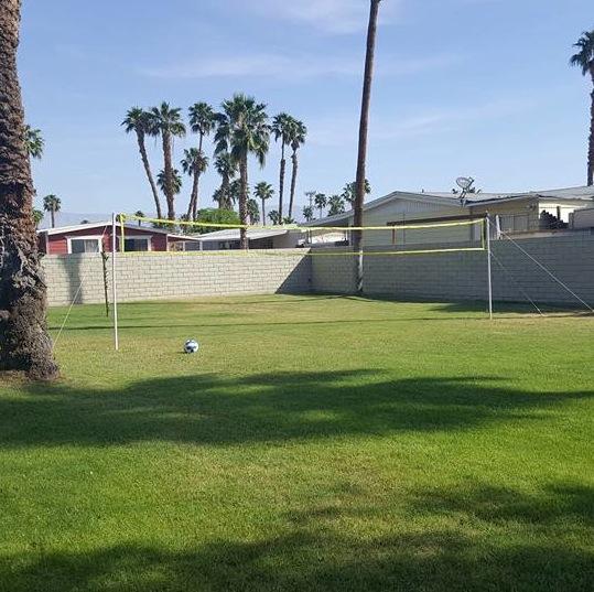 Las Palmas Field