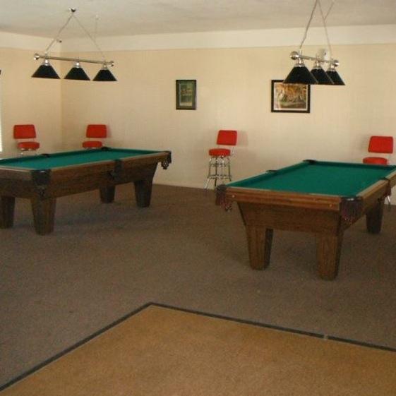 Lamplighter Chino Billiards Room