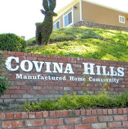 Covina Hills Monument