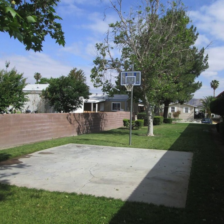 Parkview Estates Basketball Court