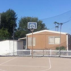 Rancho Riverside Basketball Court