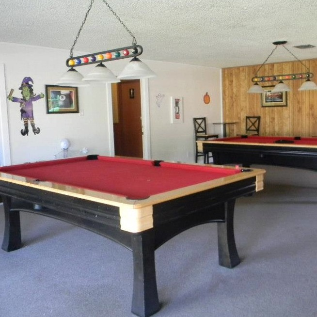 Covina Hills Billiards Room
