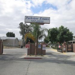 Parkview Estates Entrance