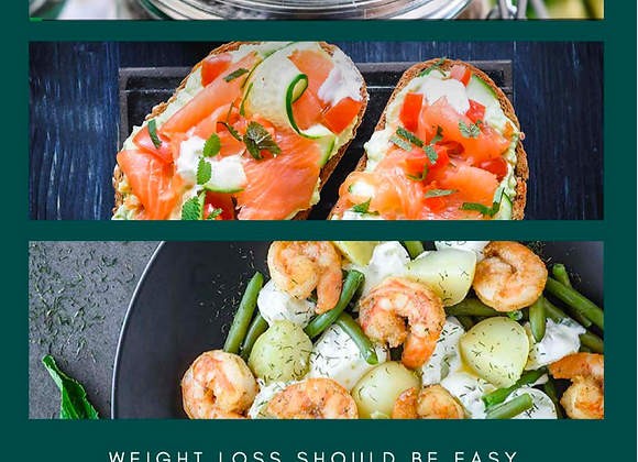Fat Loss Food Recipe Book Vol 1