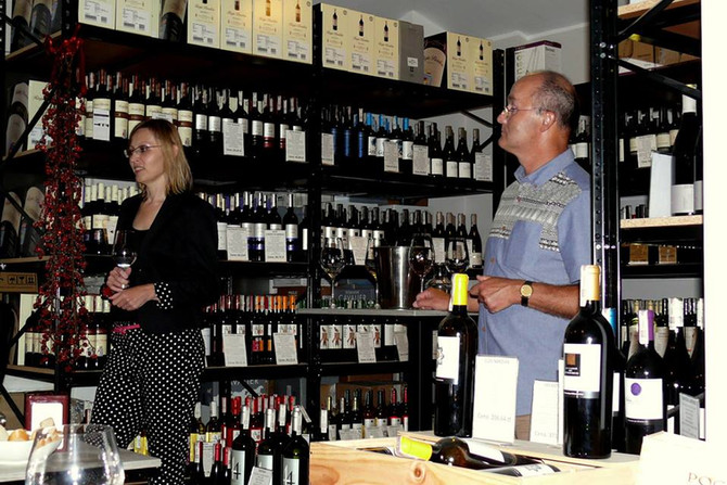 Degustacja oraz prezentacja Naszego wina w 13win