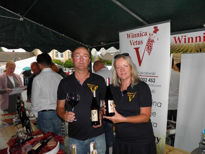 I Międzynarodowy Festiwal Wina w Tuchowie w dniach 5-7 sierpnia
