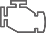 Grey Engine Icon