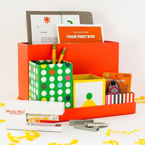 The Writing Station Box