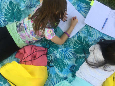Tips for Writing With Your Child