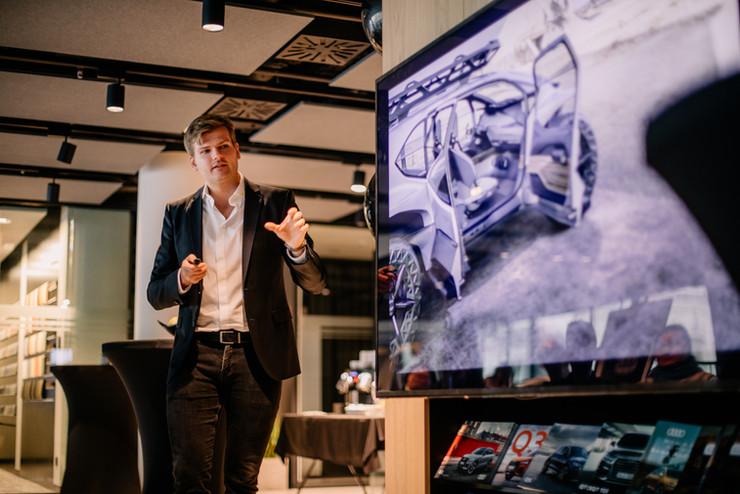 Kamil Łabanowicz, Audi Design Lab, edycja 2019