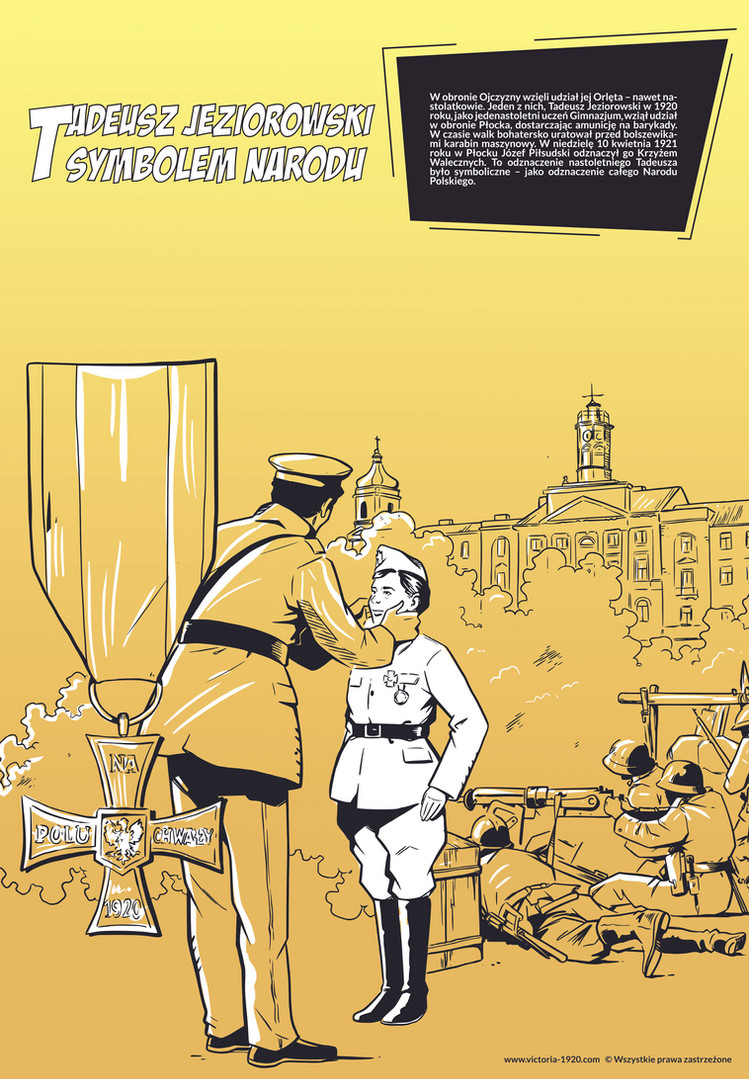 1920 Wojna Światów, plakat 15 z 16