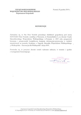 Urząd Marszałkowski Województwa Wielkopolskiego w Poznaniu