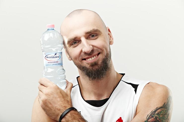 Marcin Gortat ambasadorem marki Primavera