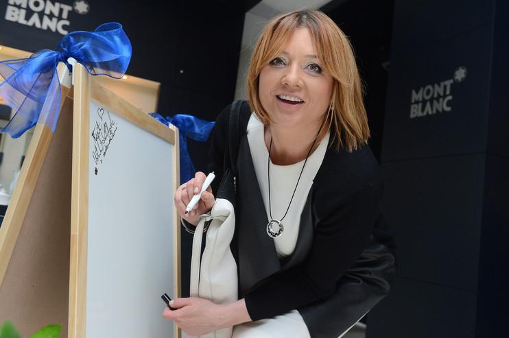 Małgorzata Ostrowska-Królikowska ambasadorką Montblanc Signature For Goodlikowska